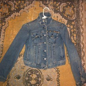 Vintage free people studded jacket